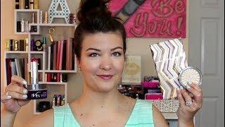 GRWM | Using NEW makeup!!! wannamakeup