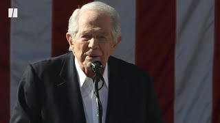 Tv Evangelist Pat Robertson Blames Covid-19 On Same-sex Marriage & Abortion