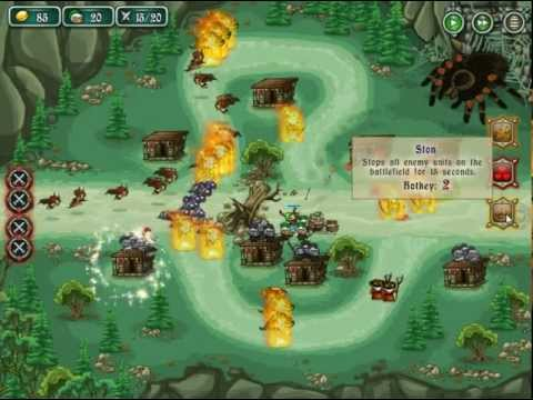 ➜ INCURSION Level 11 Dragon Cave HARD 5 Stars Tower Defense Game