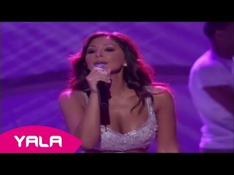 Elissa - Music awards 2005 / إليسا - جائزة أحسن مغنية عربية 2005