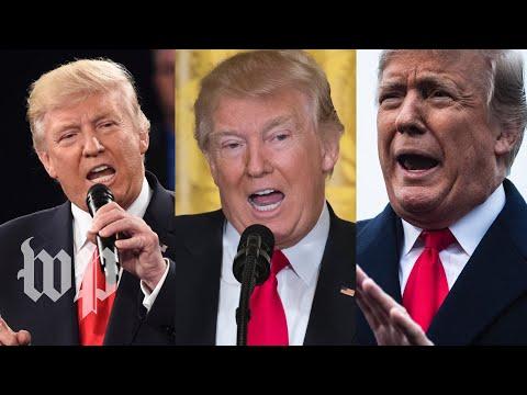 Trump's ever-shifting rhetoric on the Mueller probe