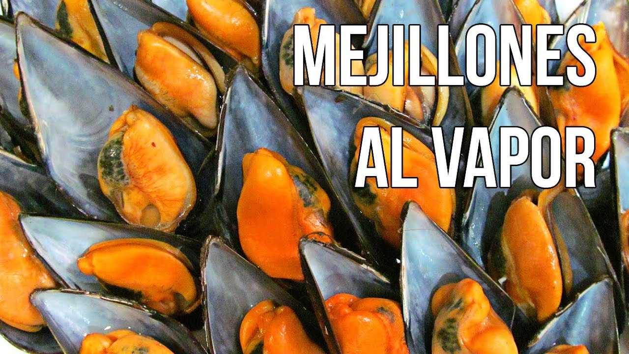 Mejillones al vapor youtube for Cocinar al vapor