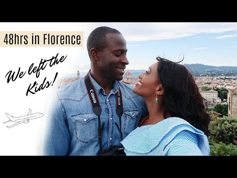 ANNIVERSARY GETAWAY TO FLORENCE | LESSONS LEARNT IN MARRIAGE | ITALY TRAVEL VLOG 62
