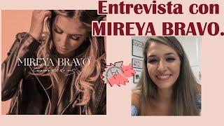 """Entrevista con Mireya Bravo sobre """"Cuando tú te vas"""" , Operación Triunfo , fans  , Tu Reflejo y más"""