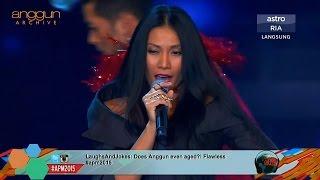 [HD] Anggun at Anugerah Planet Muzik 2015 - Backstage / Performance / Award / Rehearsal 9/10/15