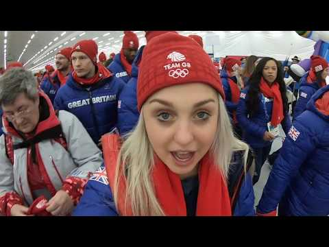 """Aimee's """"Fuller life"""" EPISODE 10"""" THE OPENING CEREMONY ft TEAM GB"""