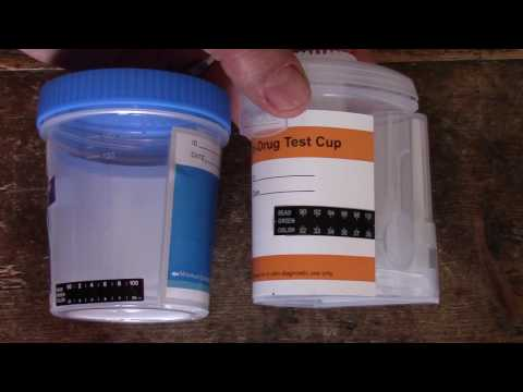 How To Read The Temperature Test Strip On A Cup  Test. What Does It Do ?