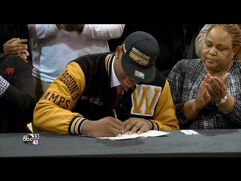 NSD 2016: Wenonah's Quinnen Williams Signs With Alabama