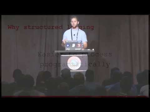 Structured Logging and You