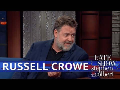 How Russell Crowe Became Roger Ailes, Physically And Mentally