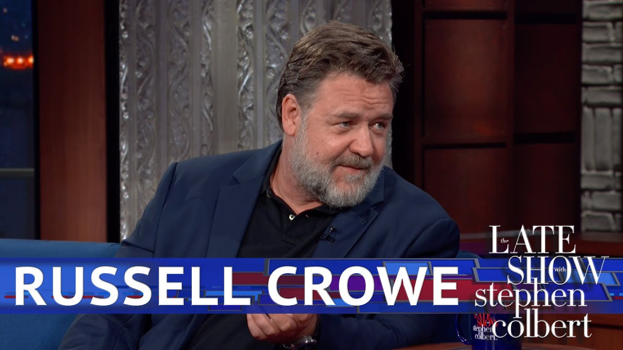 Russell crowe penetration