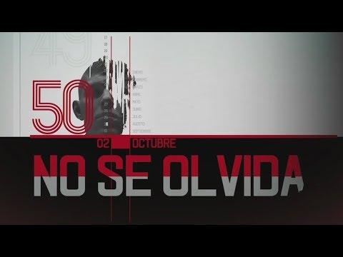 Testigos: 2 de octubre no se olvida, con Ricardo Rocha. #México68