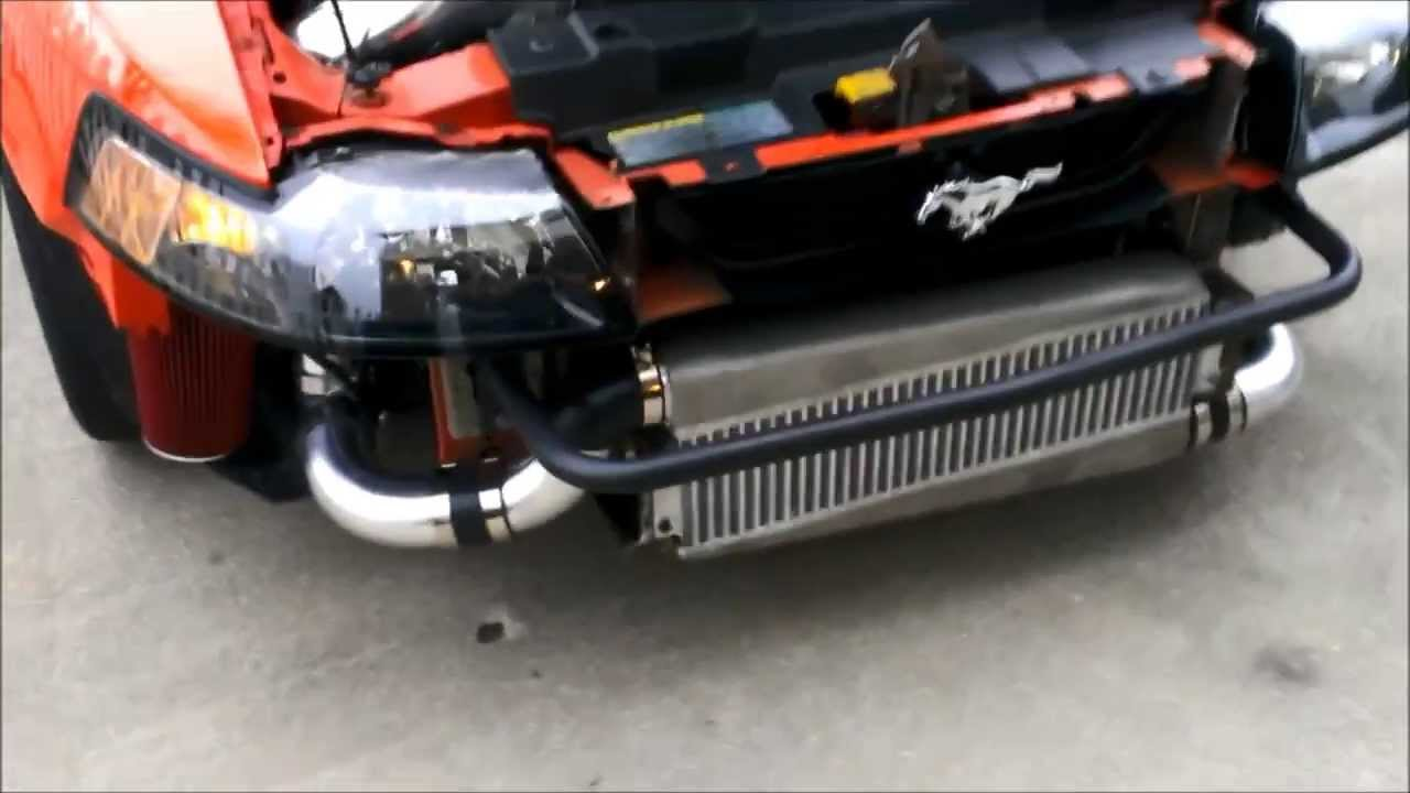 Novi 2000 Supercharged And Cammed Mustang Gt Base Tune