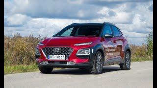 Hyundai Kona Hybrid (2019) - Test [pl]