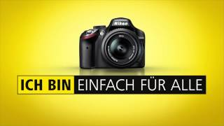 Nikon D3200 TV Commercial