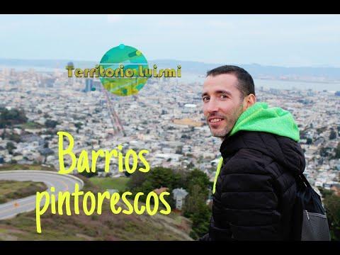Los BARRIOS más PINTORESCOS de SAN FRANCISCO - Ruta andando