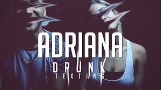 Drunk Texting - Chris Brown X Jhene Aiko  (cover by Adriana)