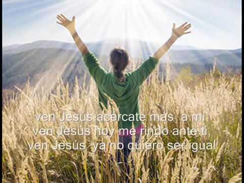 VEN JESUS JOSE CONTRERAS canto de llamado