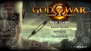 Best PPSSPP Settings for God of War: Ghost of Sparta (Android)