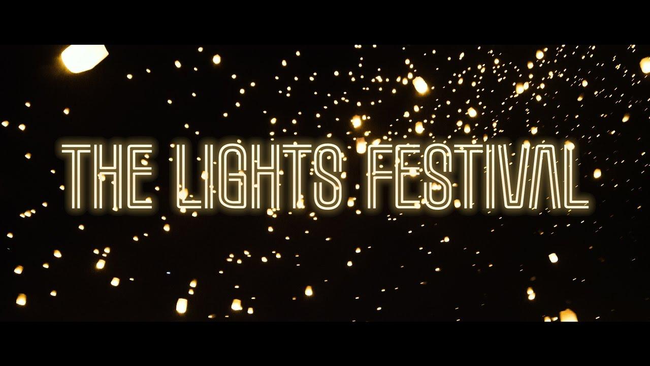 The Lights Fest 2017 Las Vegas Mesquite A Lantern Festival Film