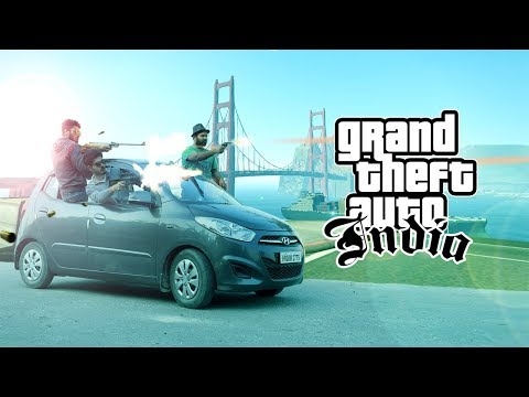 GTA INDIA  |Action| |FUNNY|  |HRzero8|