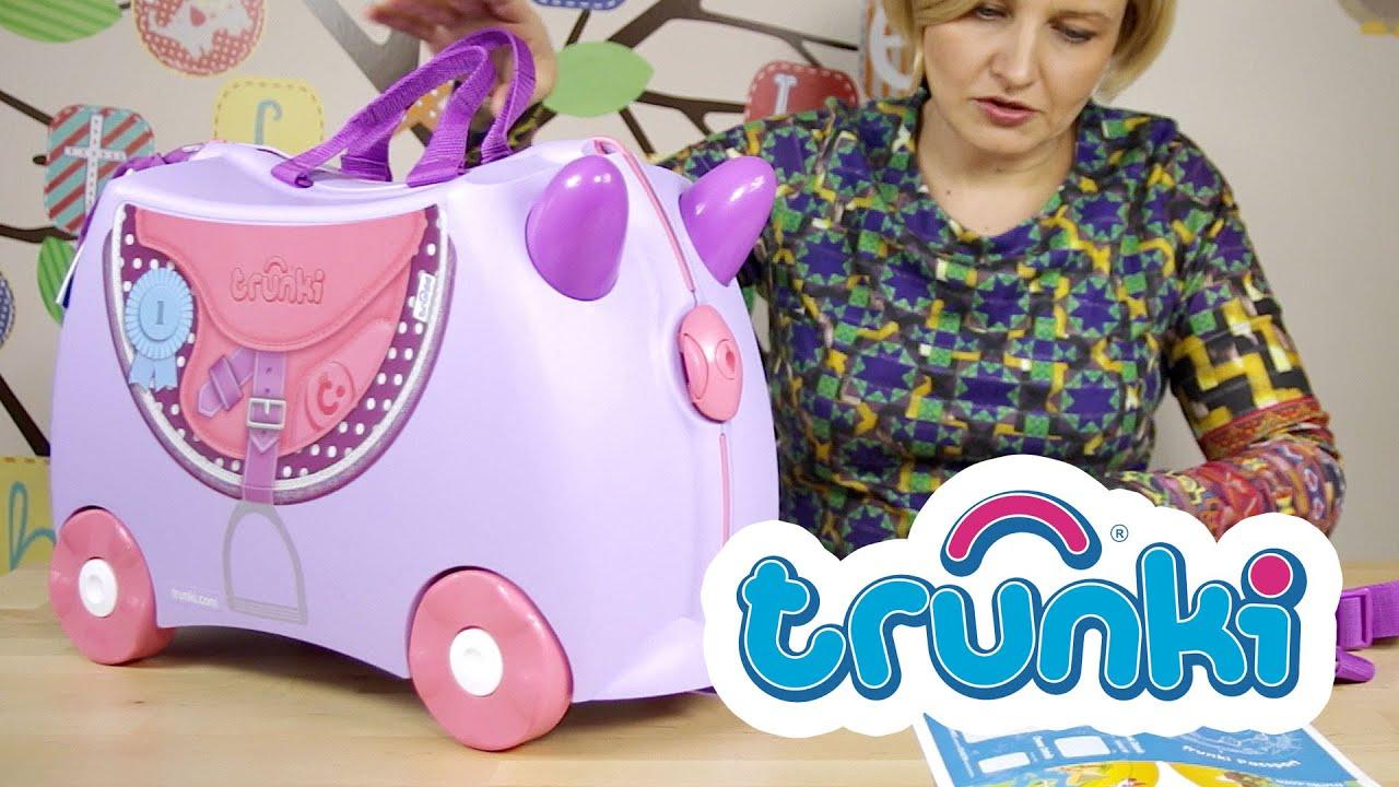 27f0f15d8da7e Trunki jeżdżąca walizka dla dzieci - zabawkowicz.pl