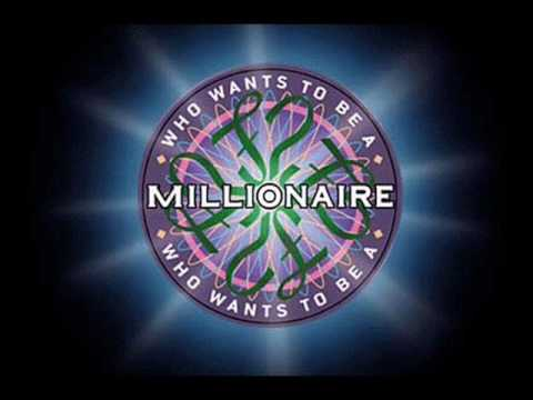 who wants to be a millionaire music - £64,000 - £500,000 questions, Powerpoint templates