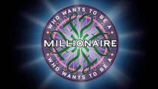 Who Wants To Be A Millionaire Music - £64,000 - £500,000 Questions