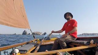 Open sea capsize – the lessons