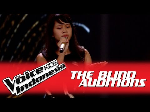 "Ariella ""Stay"" I The Blind Auditions I The Voice Kids Indonesia GlobalTV 2016"