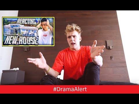 Jake Paul RANT on RiceGum! #DramaAlert INSANE ROAST! (FOOTAGE)