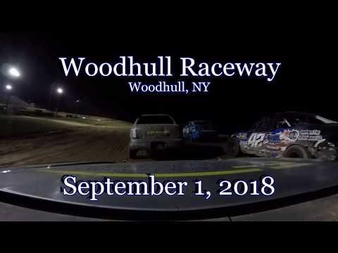 Adam DelGrosso Woodhull Raceway 9.1.18