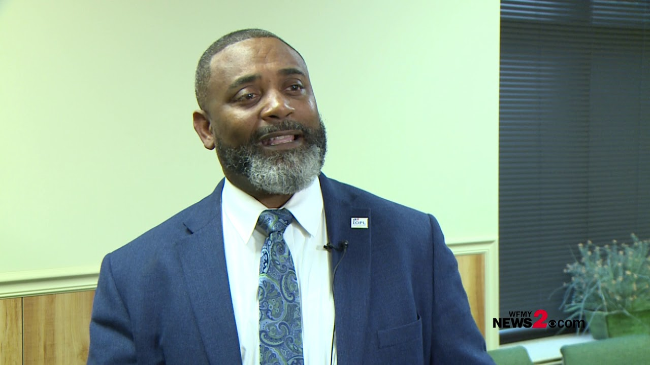 Danny Rogers Ready To Take Over As Guilford County's Next Sheriff
