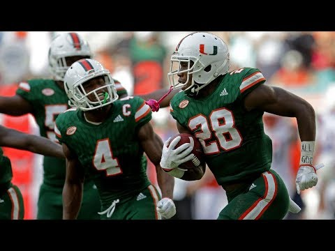 """Miami Hurricanes Football 2018 Hype """"It's a Canes Thing"""""""