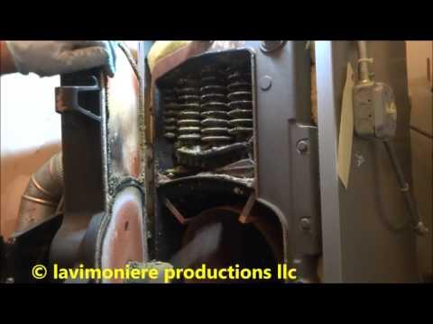 viessmann boiler annual service cleaning