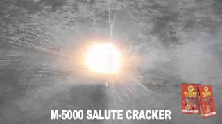 M 5000 Salute Cracker