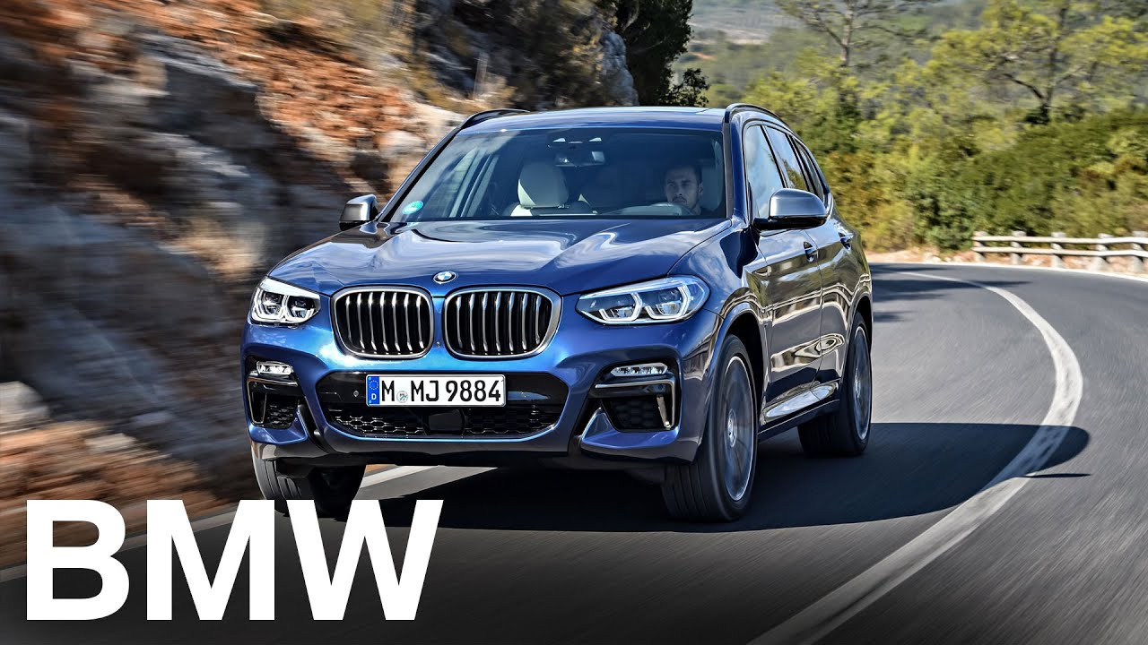 bmw driver assistance plus package x3