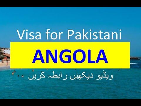 Angola Visa For Pakistani L Contact Us