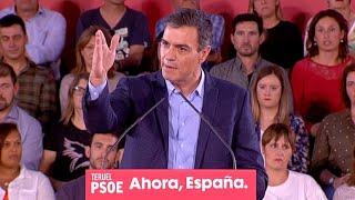"""Sánchez dice que la economía española """"va bien"""""""