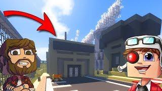 КРИПТОГОРОД! НАШ НОВЫЙ КРУТОЙ ЗАВОД! СКАЗАНО = СДЕЛАНО !! Minecraft