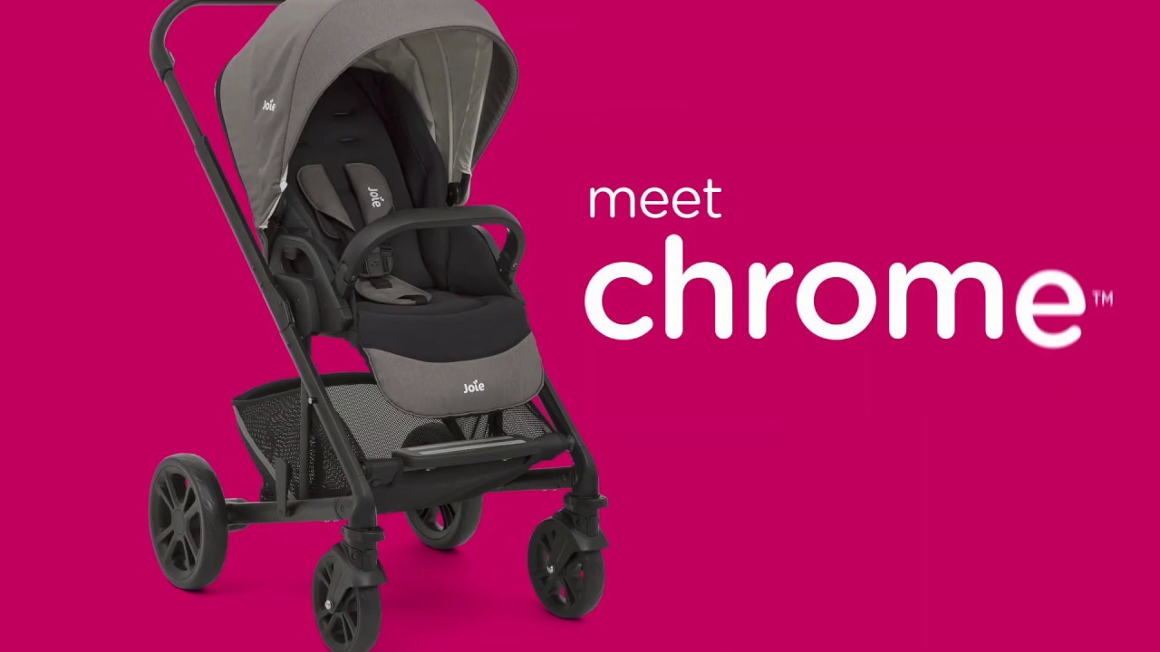 Joie Buggy Chrome Test Joie Chrome Stroller And Carry Cot Smyths Toys