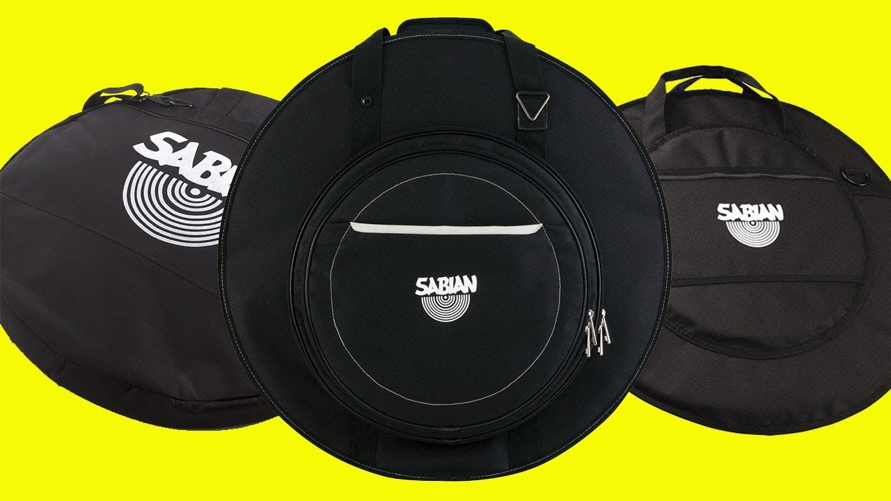 Sabian Cymbal Bags Which Is Right For