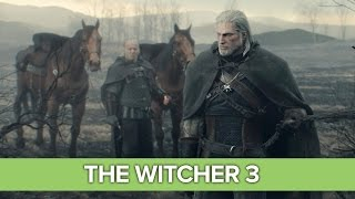 The Witcher 3 Intro Trailer - The Witcher 3: Wild Hunt Intro Cinematic HD