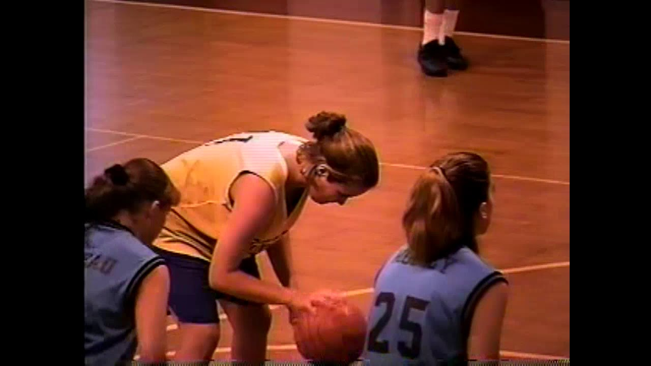 Lakers - Cheetahs AAU Girls  7-19-97