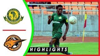 YANGA V AFRICAN LYON 1- 0 - HIGHLIGHTS NA MAGOLI YOTE | AzamSports2