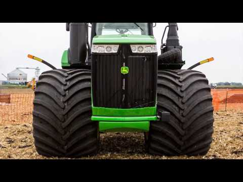 Titan Introduces World's Largest Ag Tire