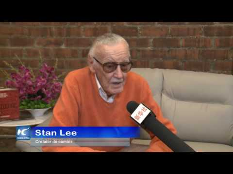 Adquiere empresa china POW! Entertainment, de Stan Lee