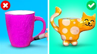 Cool 3D-Pen DIY Crafts For Any Situation || Repair Tips, Decor Ideas And Mini Crafts
