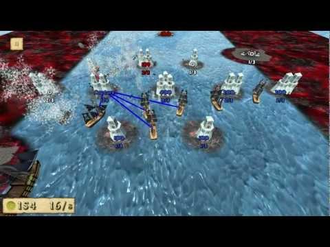 Pirates! Showdown - Gameplay Trailer - iPad, iPhone, Android - 720p