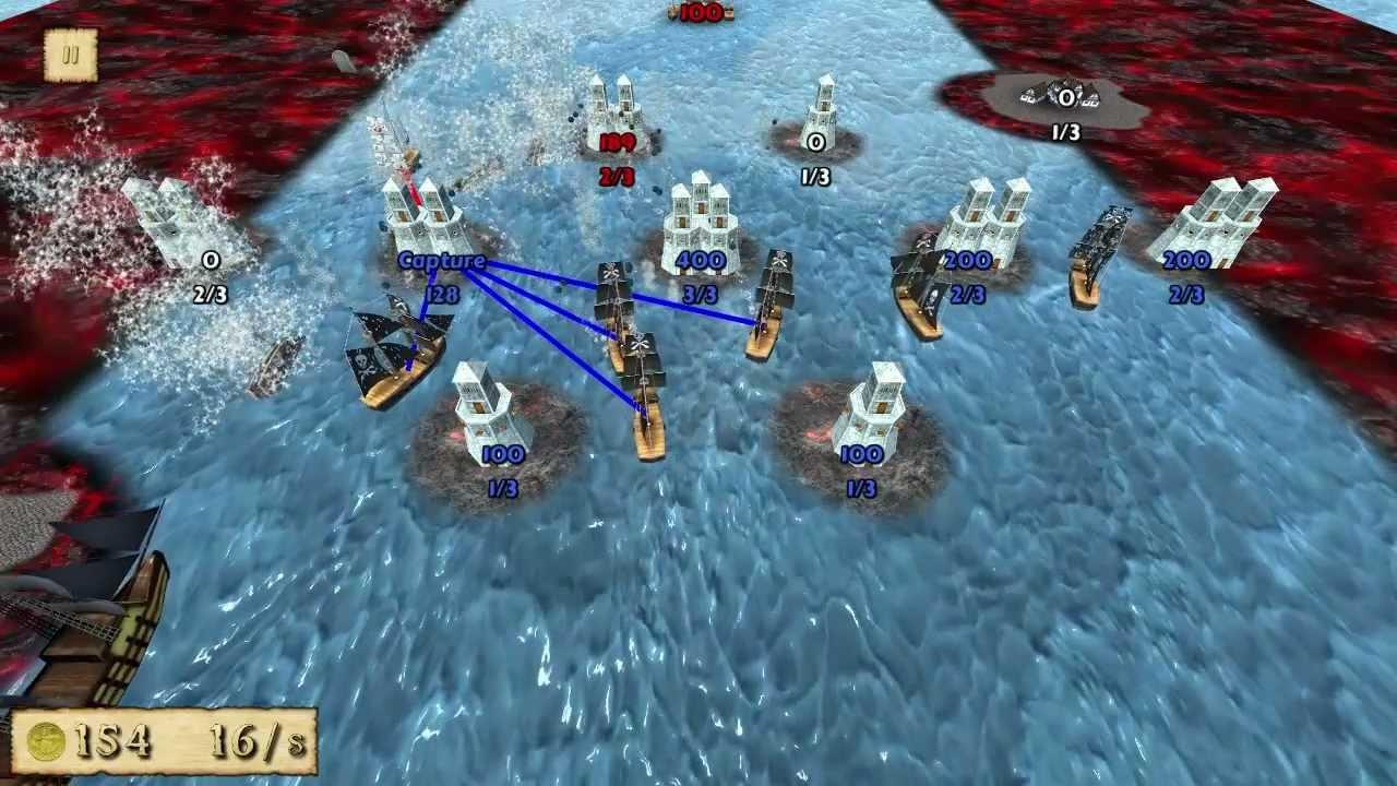 Flashpoint Games - Pirates! Showdown